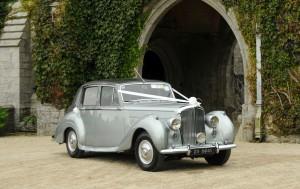The Classic Bentley R Type 2