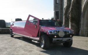 The Pink Hummer H2 4
