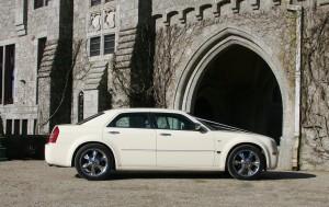 The White Baby Bentley 7