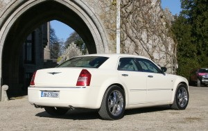 The White Executive Baby Bentley 4