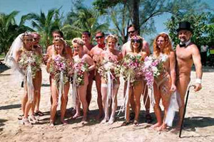 5 Very weird places for weddings! - Absolute Limos